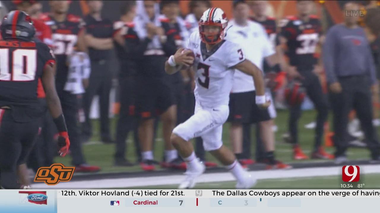 Oklahoma State Breakdown: Cowboys Add New Weapon