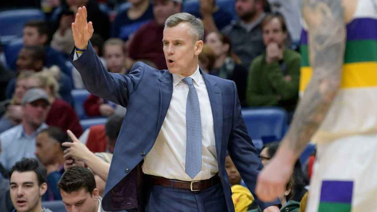 Billy Donovan Will Not Return To OKC Thunder