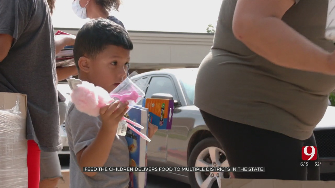 Something Good: Feed The Children Goes Extra Mile To Help Families