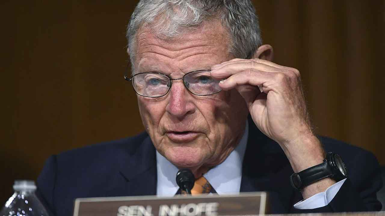 Poll: Sen. Inhofe Holds Big Lead In Quest For 5th Full Term