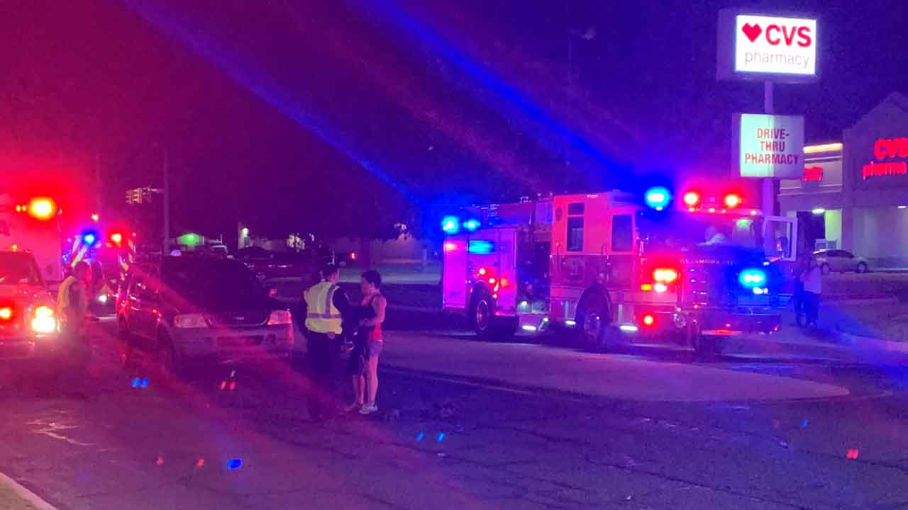 Officials: Grandmother, Child & Dog Struck By Vehicle In Del City