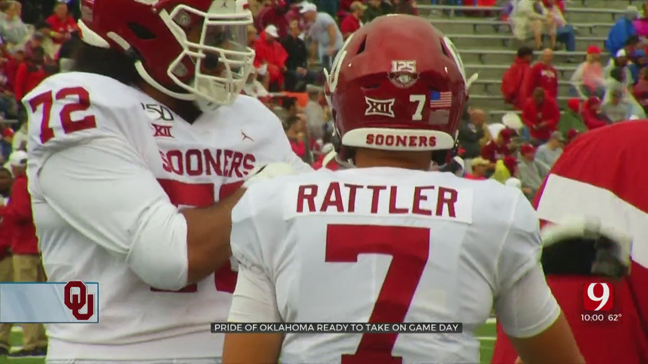 Rattler To Lead The Way As OU Preps To Take Field In 1st Season Game