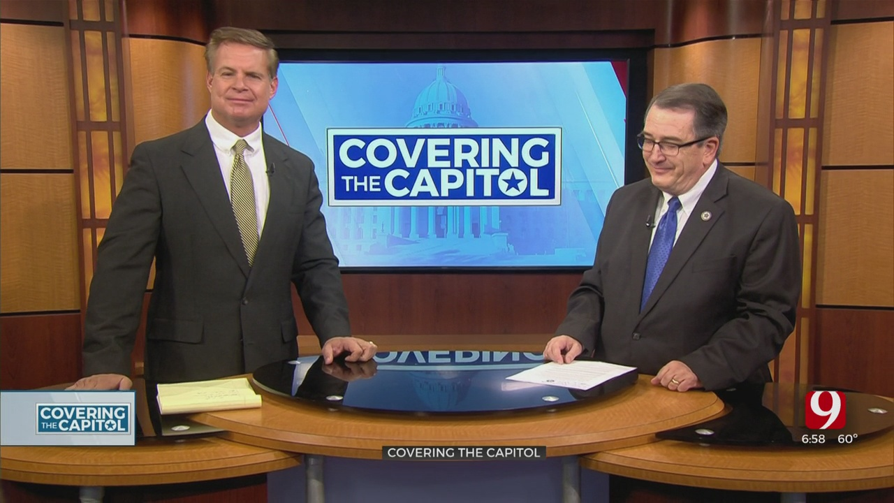 Covering The Capitol: Pandemic's Impact On Oklahoma Economy