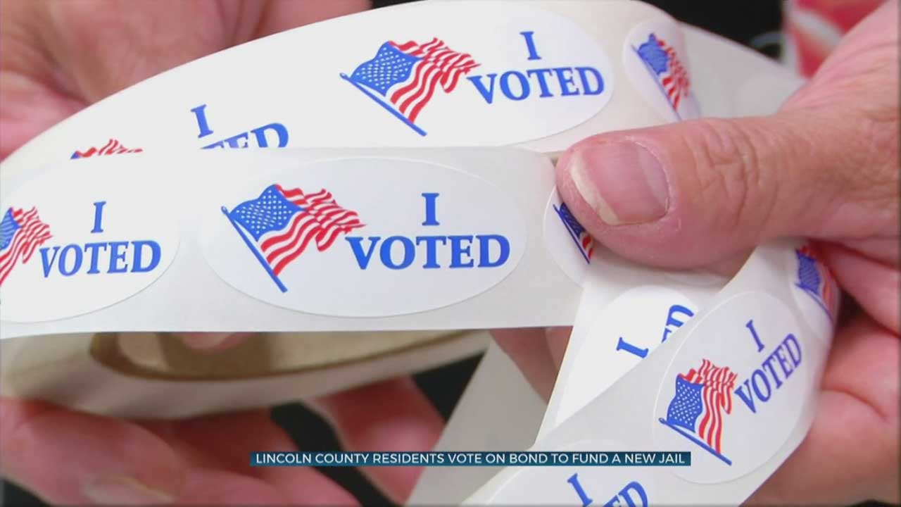 Lincoln County Residents To Vote On Bond For New Jail