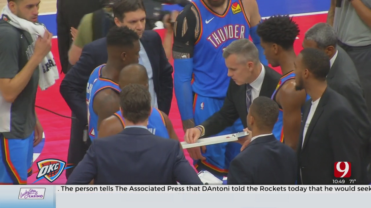 Who Will The Thunder Hire To Replace Billy Donovan?