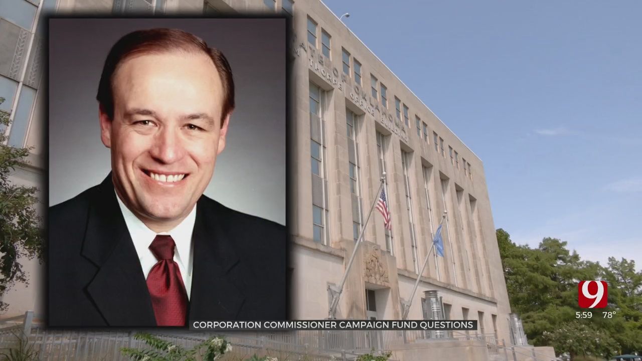 Corporation Commissioner Spent Campaign Funds On OKC Apartment, According To State Campaign Finance Reports
