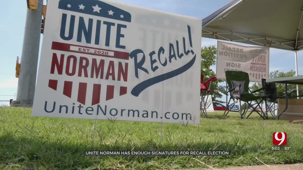 Unite Norman Says Fight Is Not Over To Recall Mayor