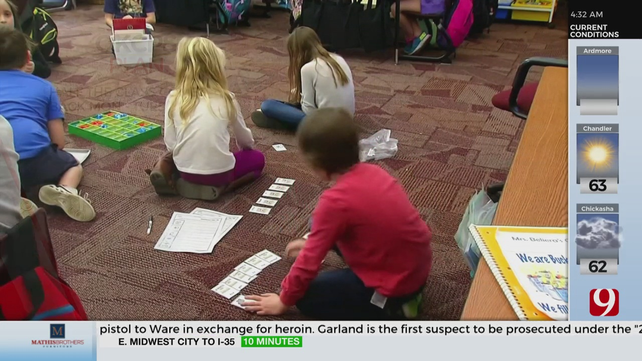 OKCPS Prepares To Bring Pre-K, Kindergarten Student Back To Classroom