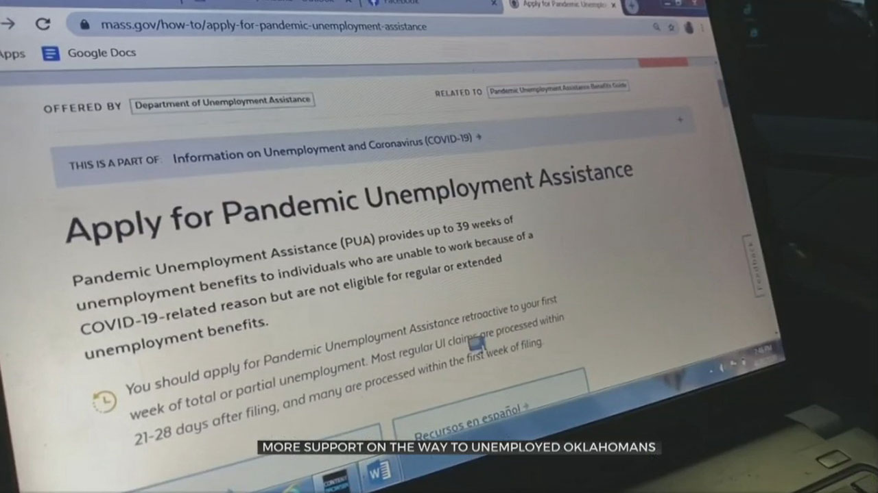 OESC Testing Technology, Hopes To Get More Money On Unemployment Checks