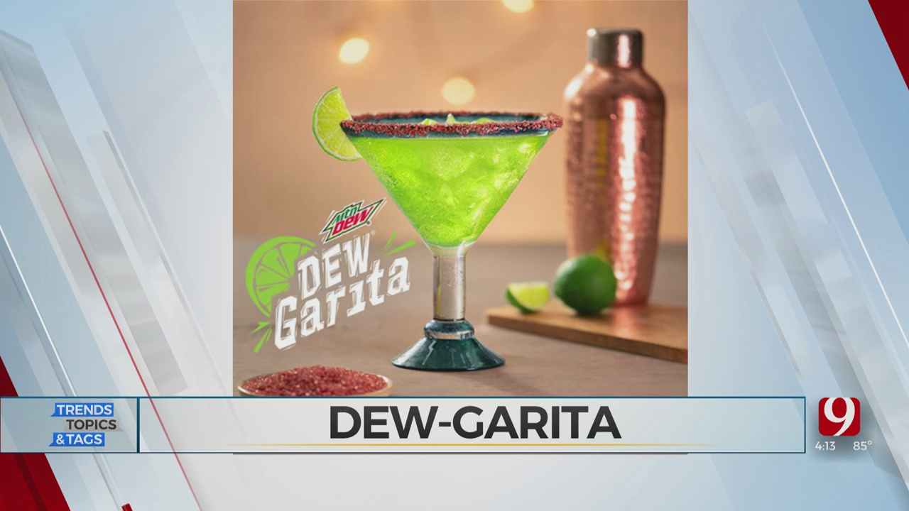 Trends, Topics & Tags: Mountain Dew Cocktail?