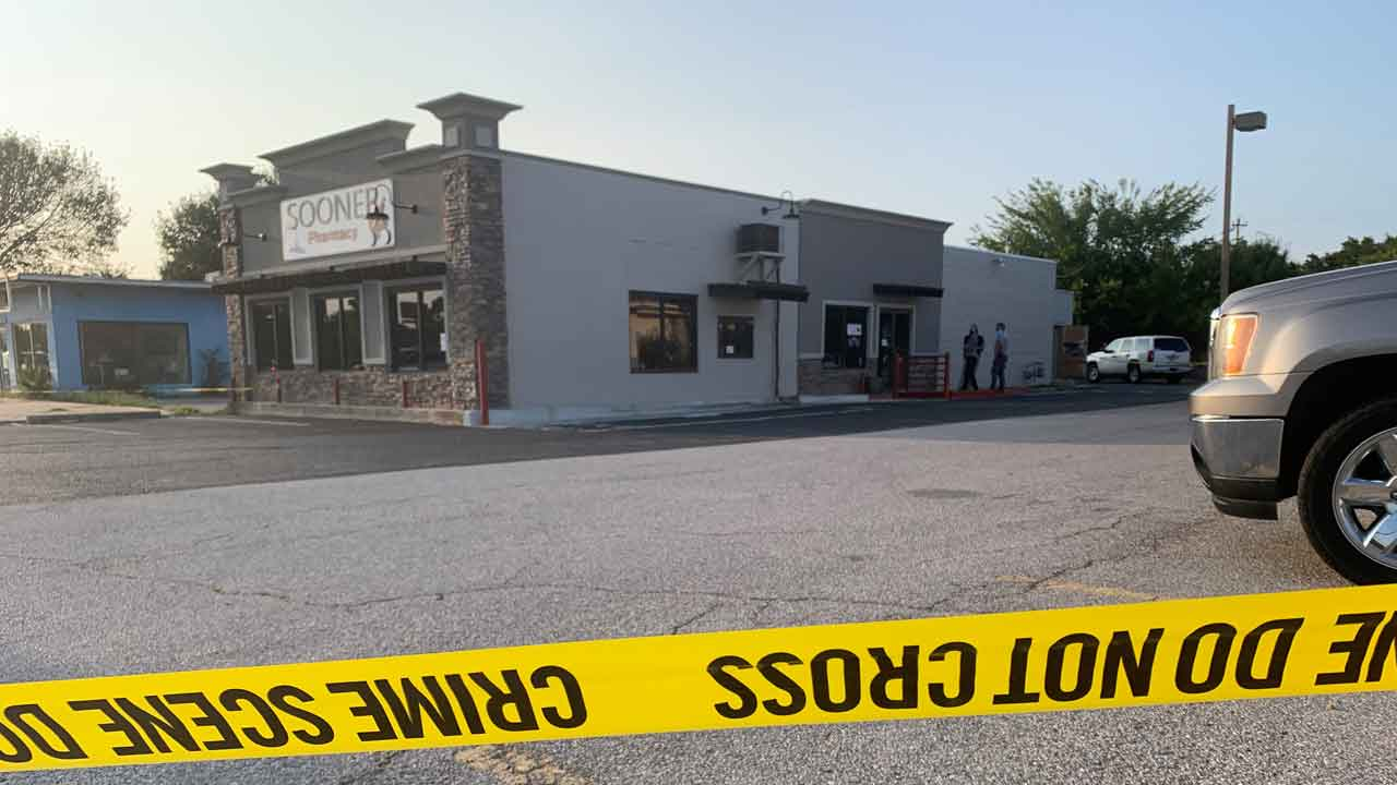Security Guard Shoots Suspect In Norman Pharmacy Robbery, Police Say