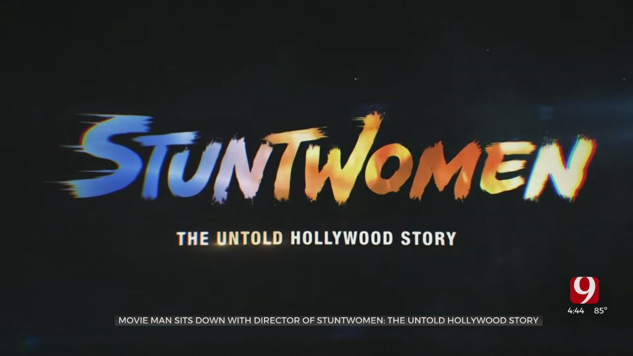 Dino's Movie Moment: Stuntwomen