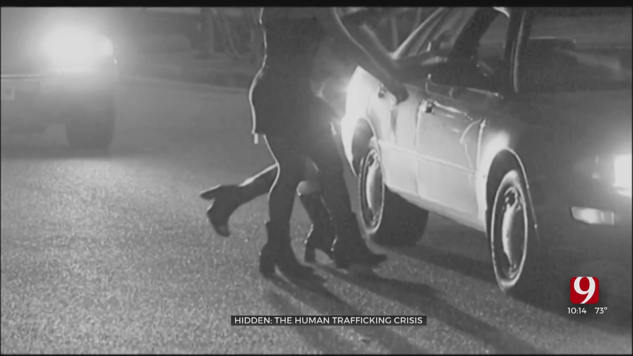 Hidden: Oklahoma's Human Trafficking Crisis