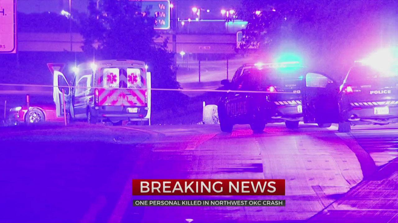 1 Dead After Crashing Into Tree Near Kilpatrick Turnpike