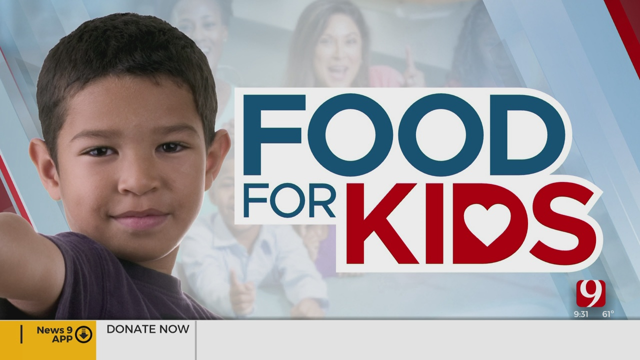 News 9 Kicks Off Food For Kids Day