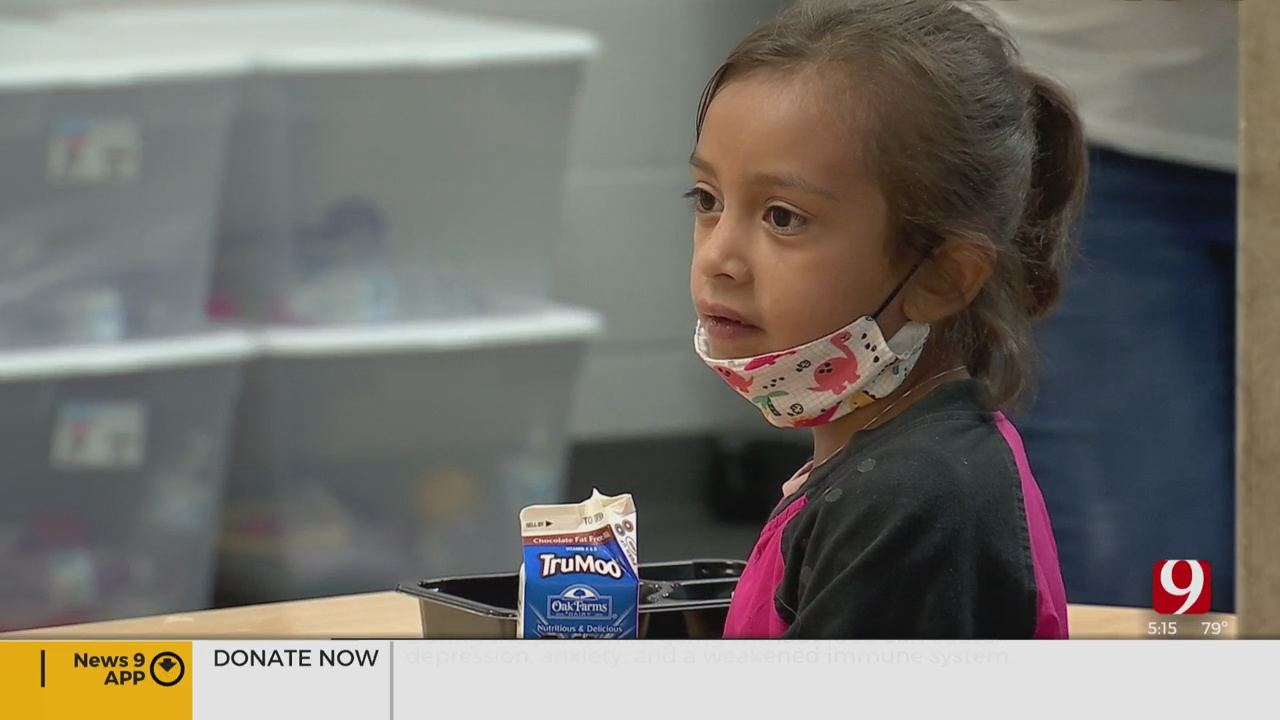Urban League & Regional Food Bank Helping Children During Distance Learning