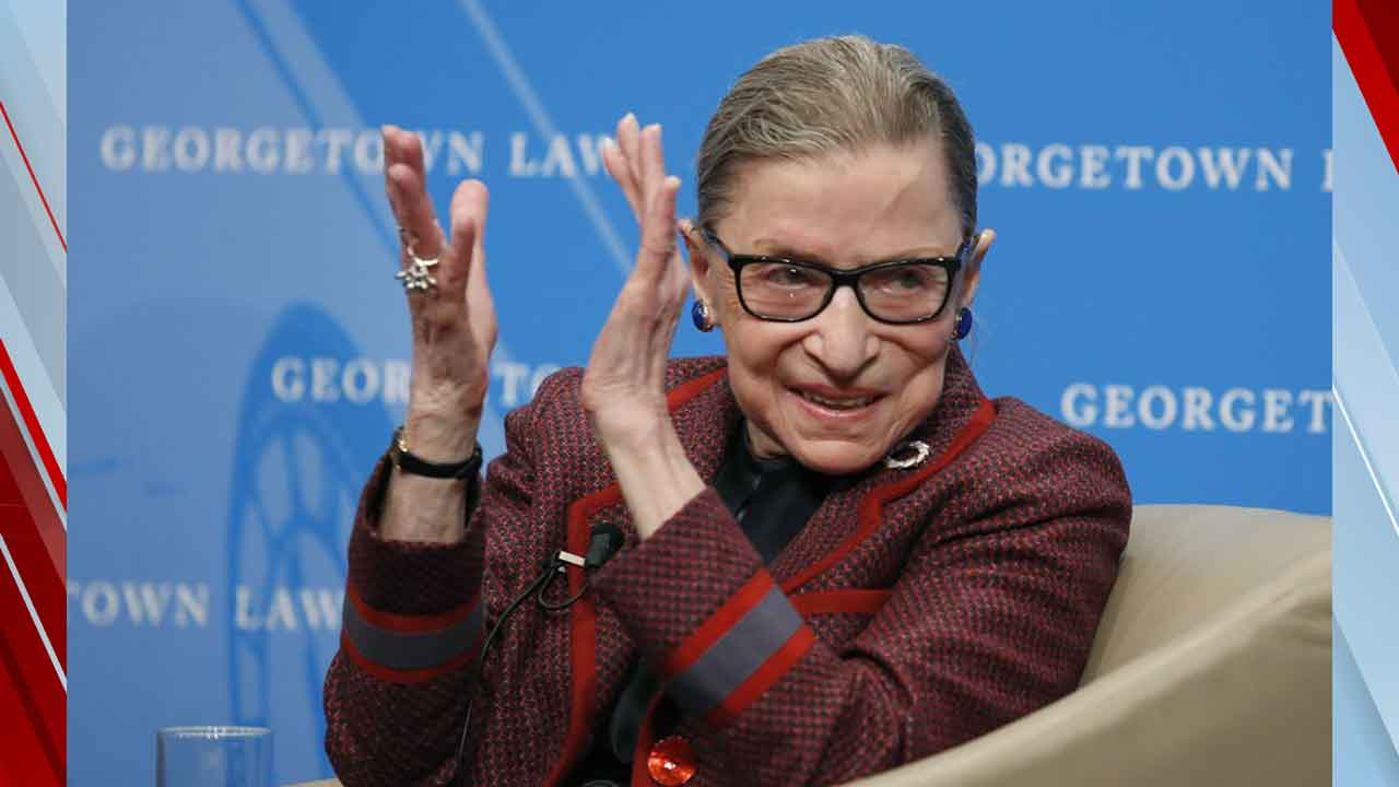 Supreme Court Justice Ruth Bader Ginsburg, Champion Of Women's Rights, Has Died At 87