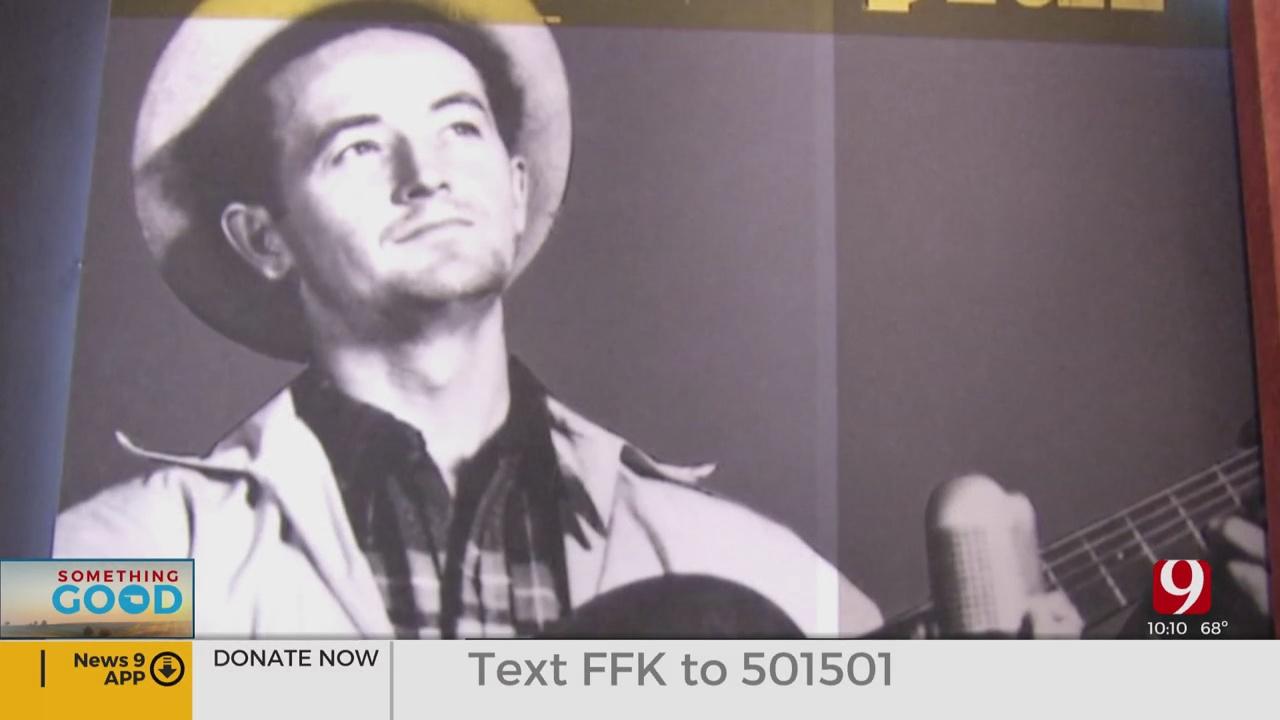 Amazing Oklahoman: Woody Guthrie
