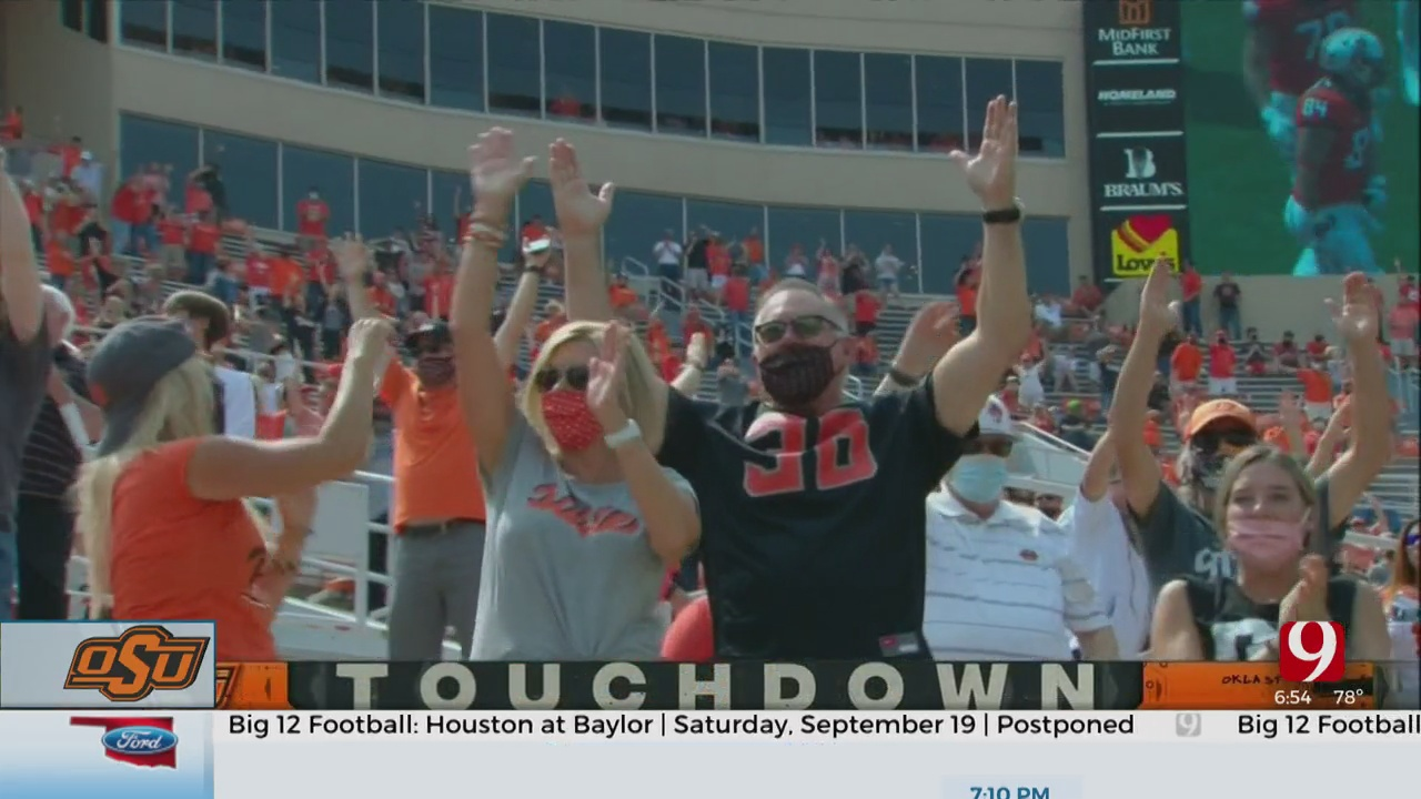 Oklahoma State Outlasts Tulsa In Season Opening Victory