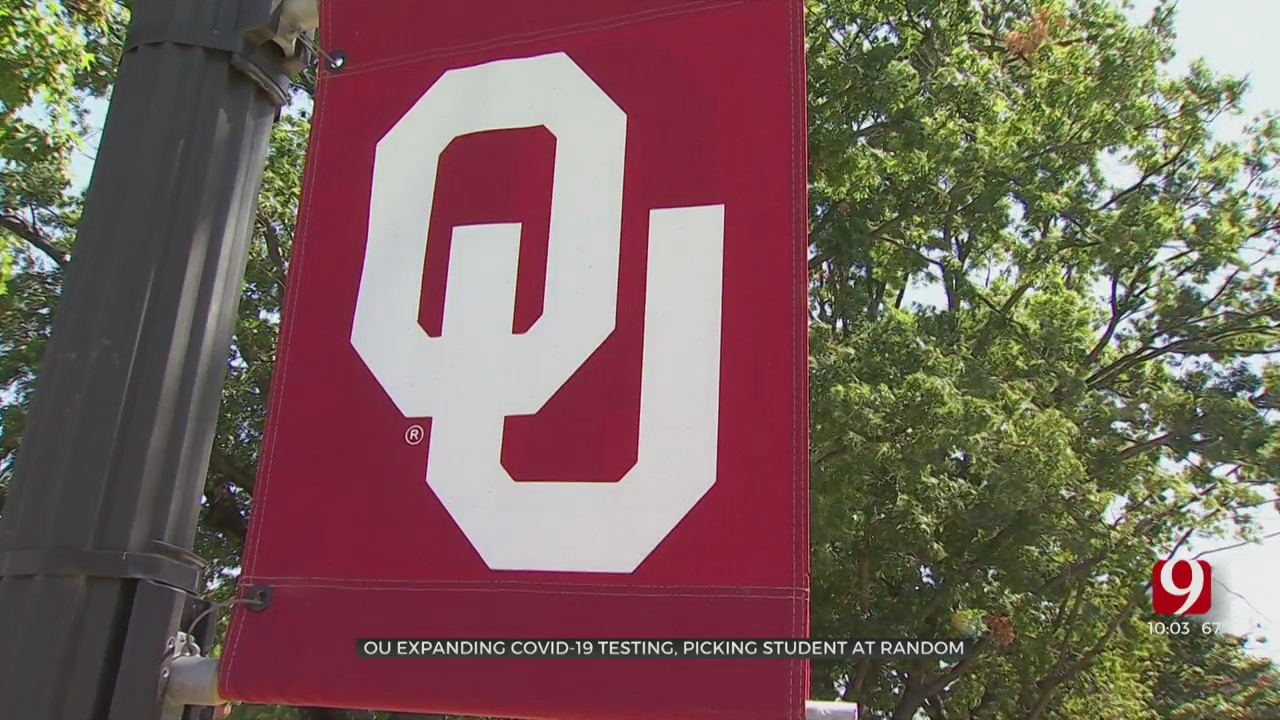OU Expands COVID-19 Testing Efforts