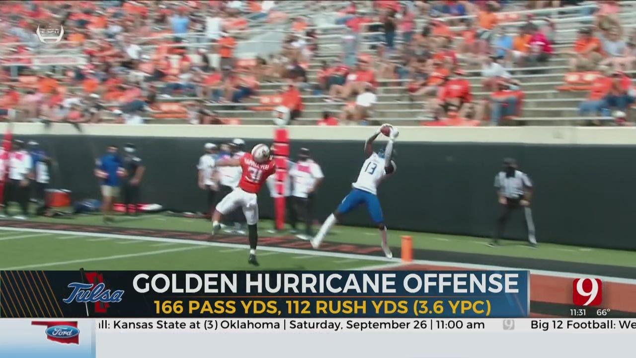 Tulsa Football Breakdown: Golden Hurricane Fall To OSU
