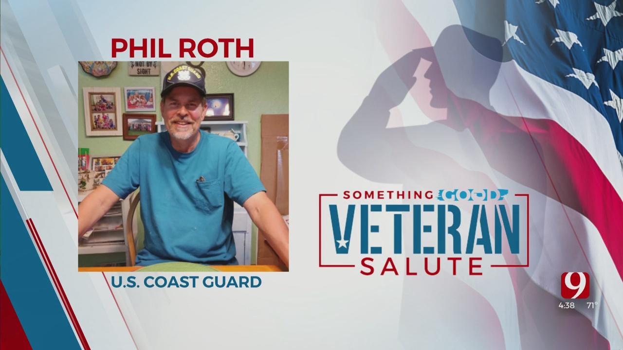 Veteran Salute: Phil Roth