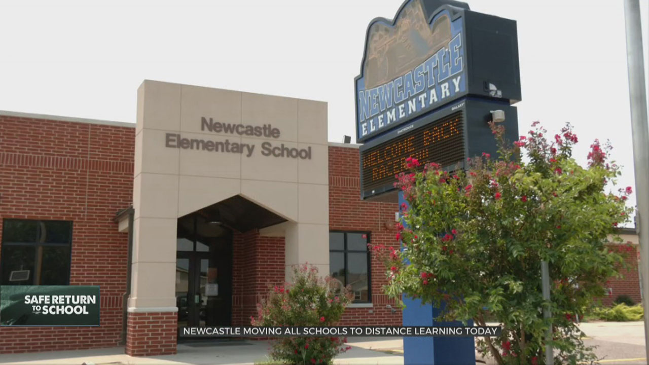 Newcastle Moves All Public Schools To Distance Learning Plan