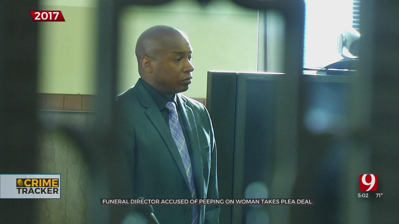 Former Funeral Director Takes Plea Deal In Peeping Tom Case