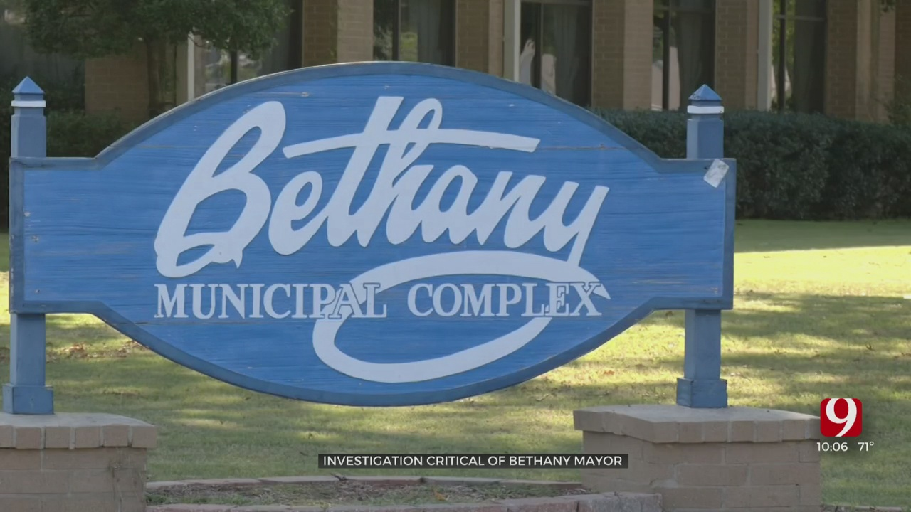 Investigation Results Critical Of Bethany Mayor