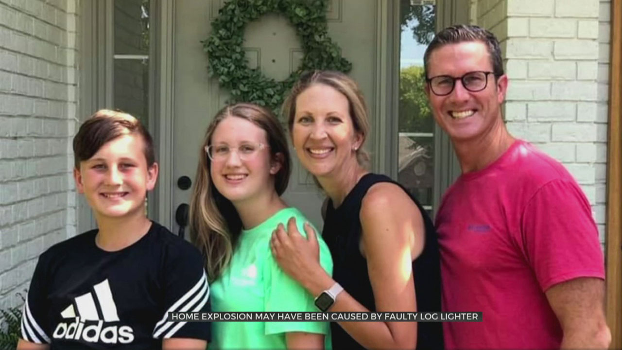 Online Fundraiser Raised Thousands For Family Impacted By OKC Home Explosion