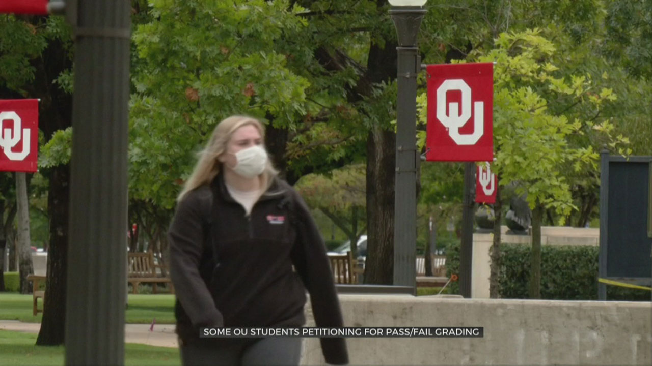 OU Students Petitions For Pass Or Fail Grading System