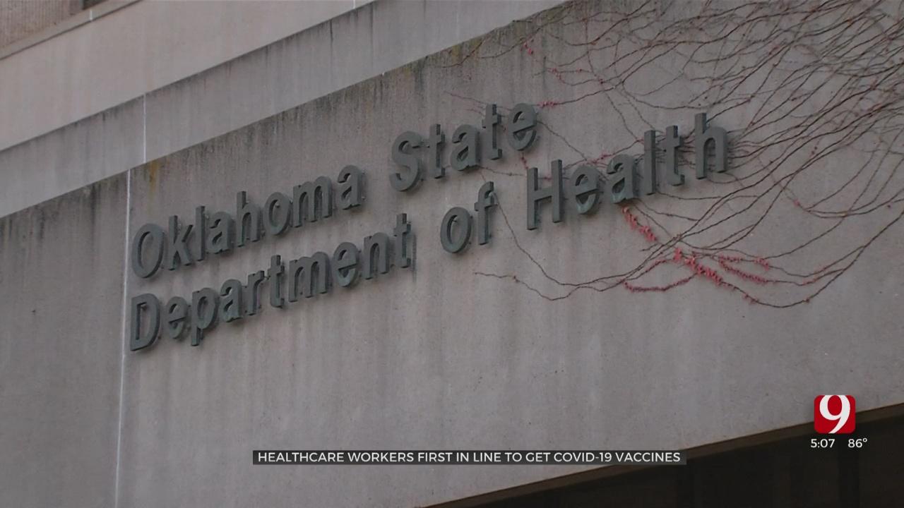 Oklahoma Prepares To Receive COVID-19 Vaccine