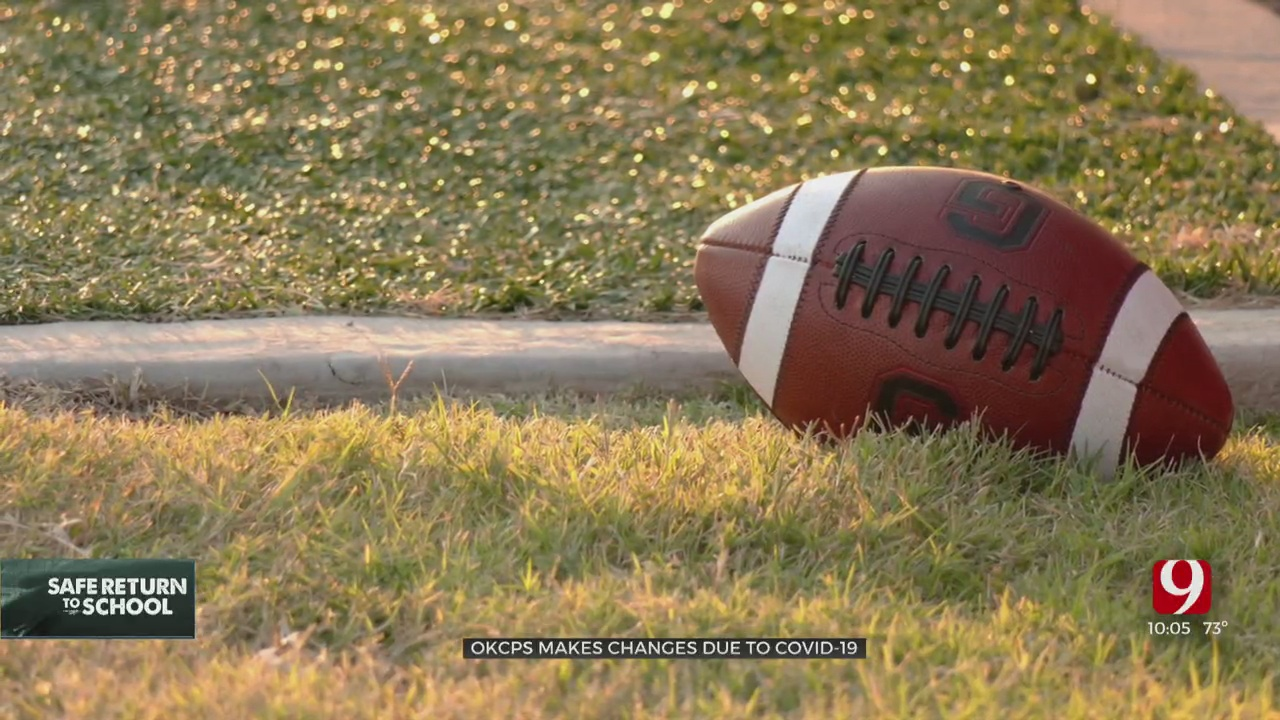 OKCPS To Suspend Sports, Move More Virtual After Rise In County Infection Rate
