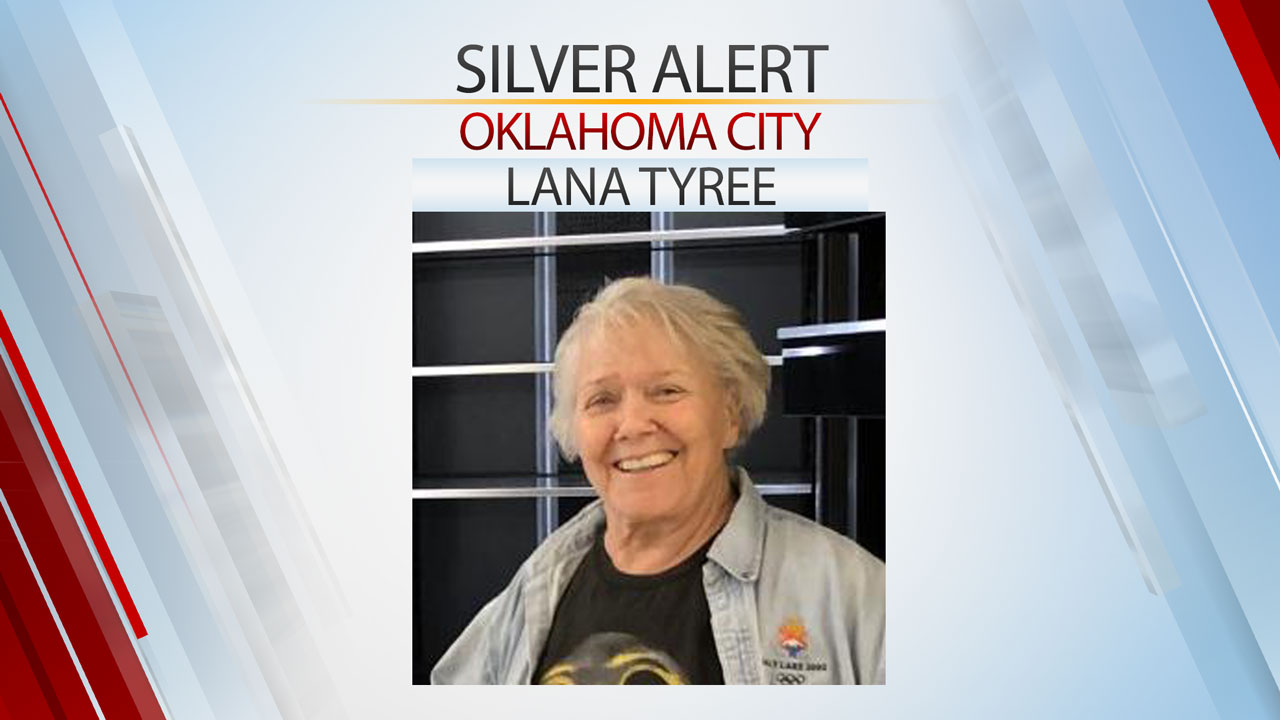 Silver Alert Issued For Missing Oklahoma City Woman