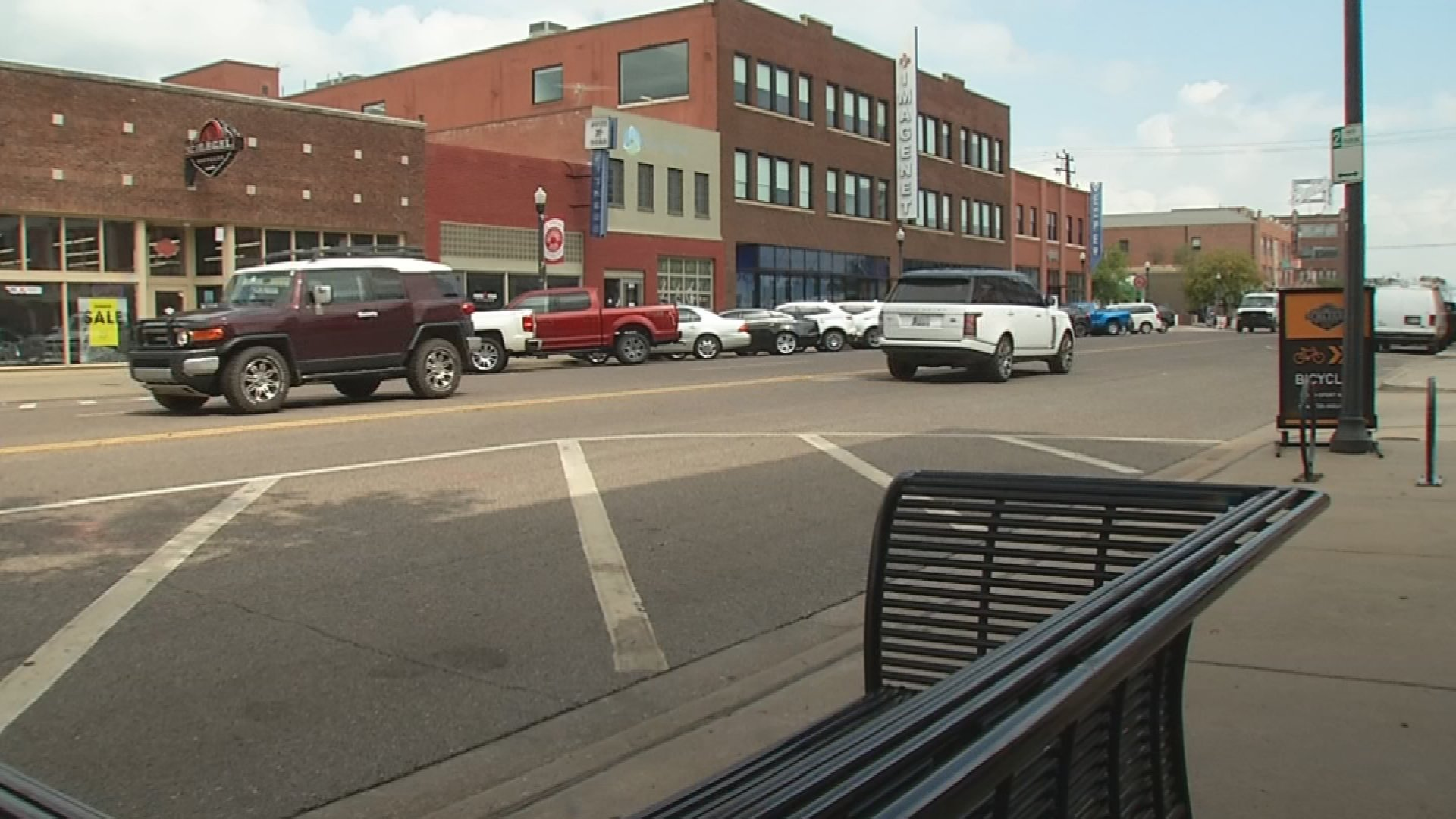 'Saturday In The Alley' Event Happening In Historic Automobile Alley