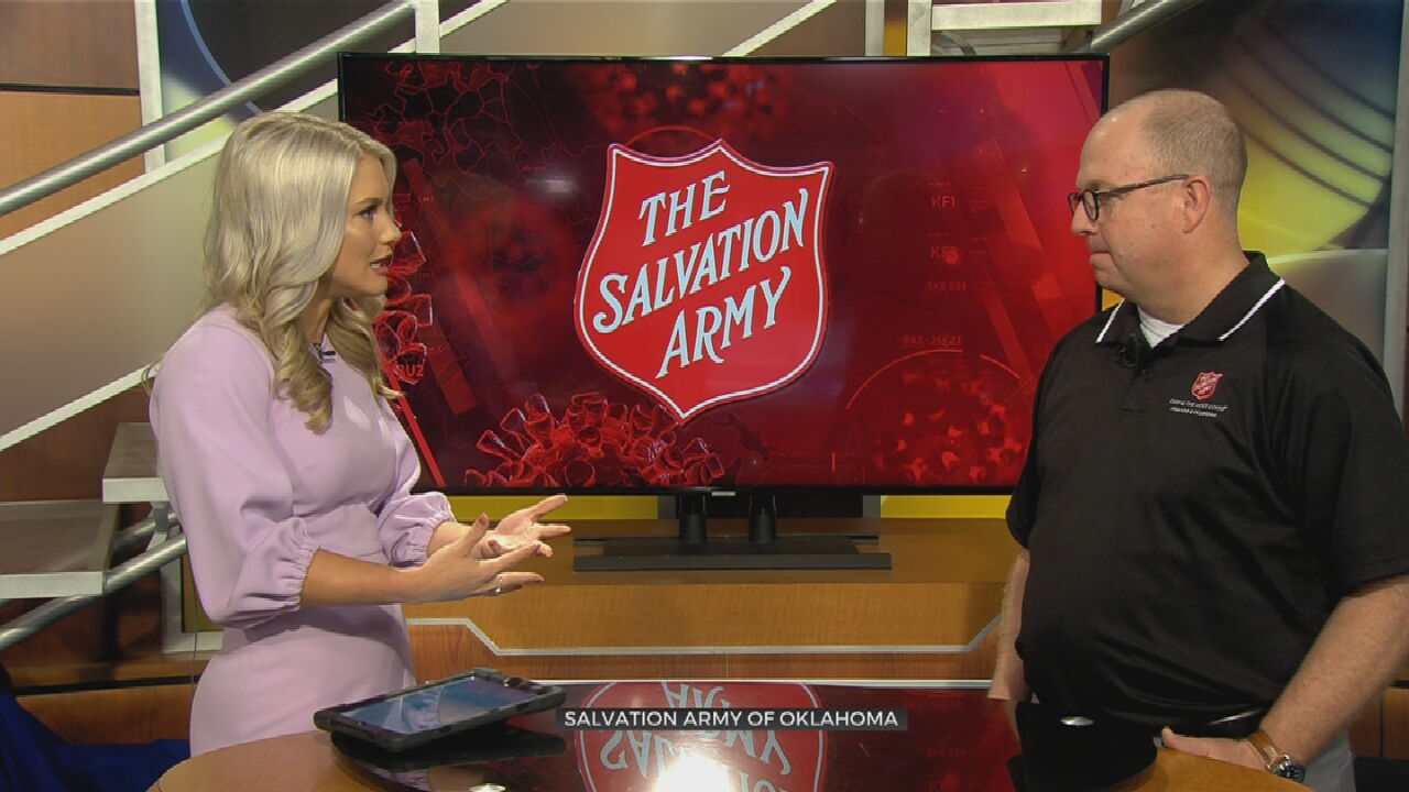 Salvation Army To Begin Holiday Fundraising Early In 2020