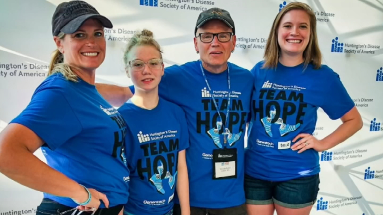 Oklahomans To Come Together For Virtual Walk In Support Of Those With Huntington's Disease