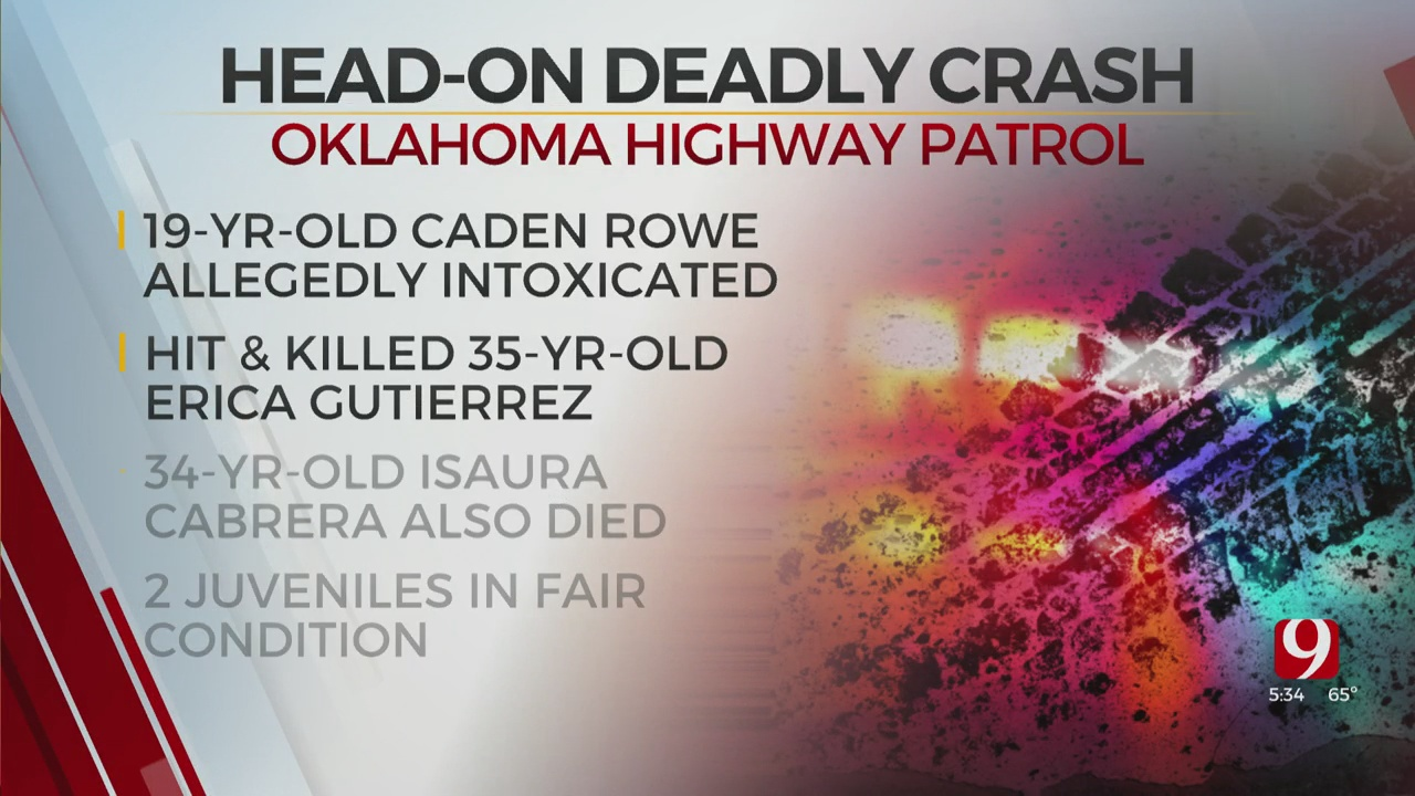 OHP: 2 Pronounced Dead At Scene Of Collision In Comanche County