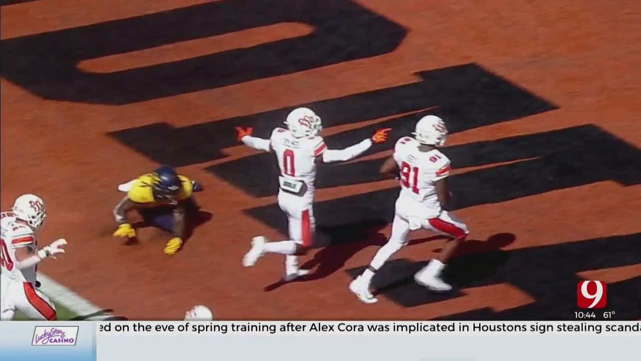 OSU Football Breakdown: Cowboys Stay Undefeated With Win Over Mountaineers