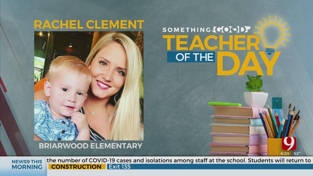 Teacher Of The Day: Rachel Clement