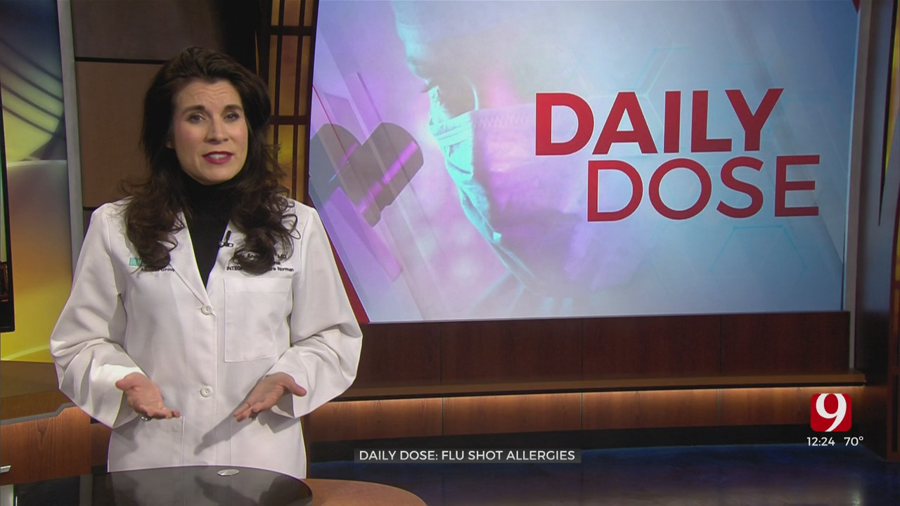 Daily Dose: Flu Shot Allergies