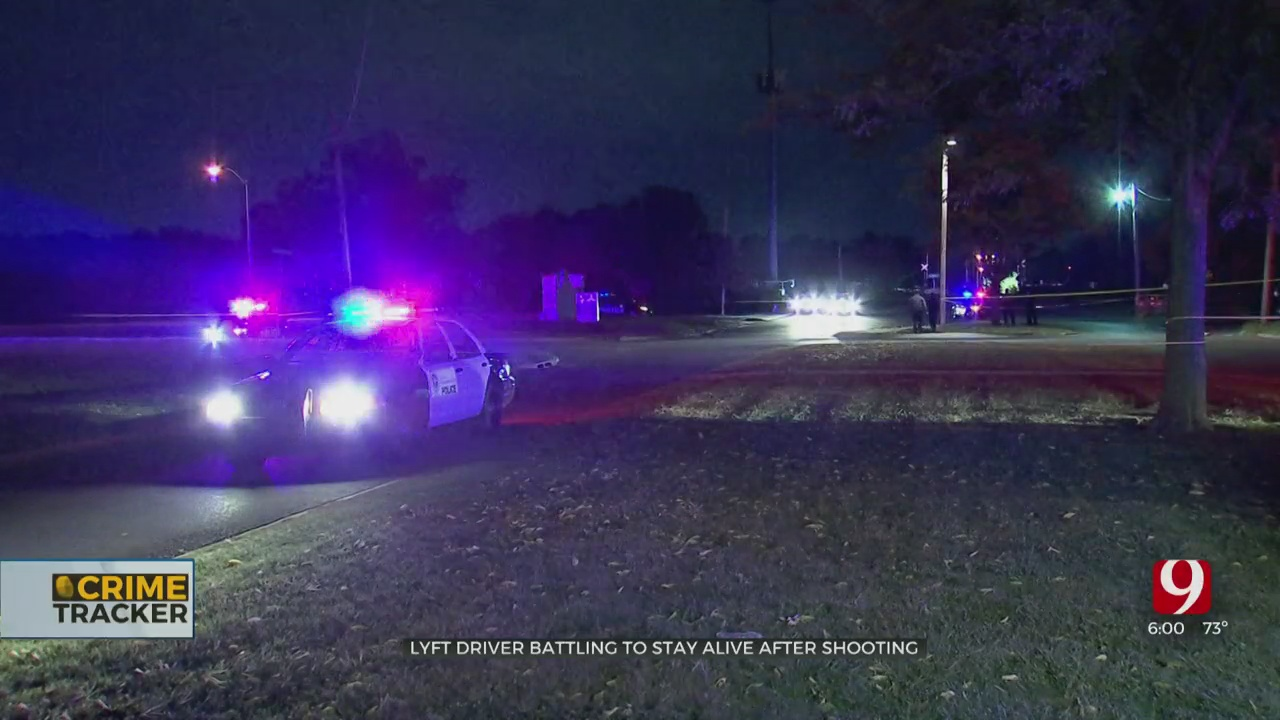 Lyft Driver Hospitalized After Passengers Shoot, Rob Him, Police Say