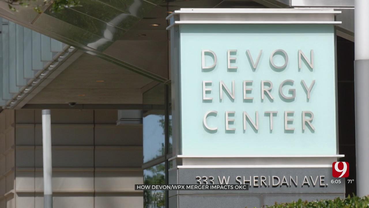 'Good For OKC': Devon Energy Announces Multi-Billion Dollar Merger