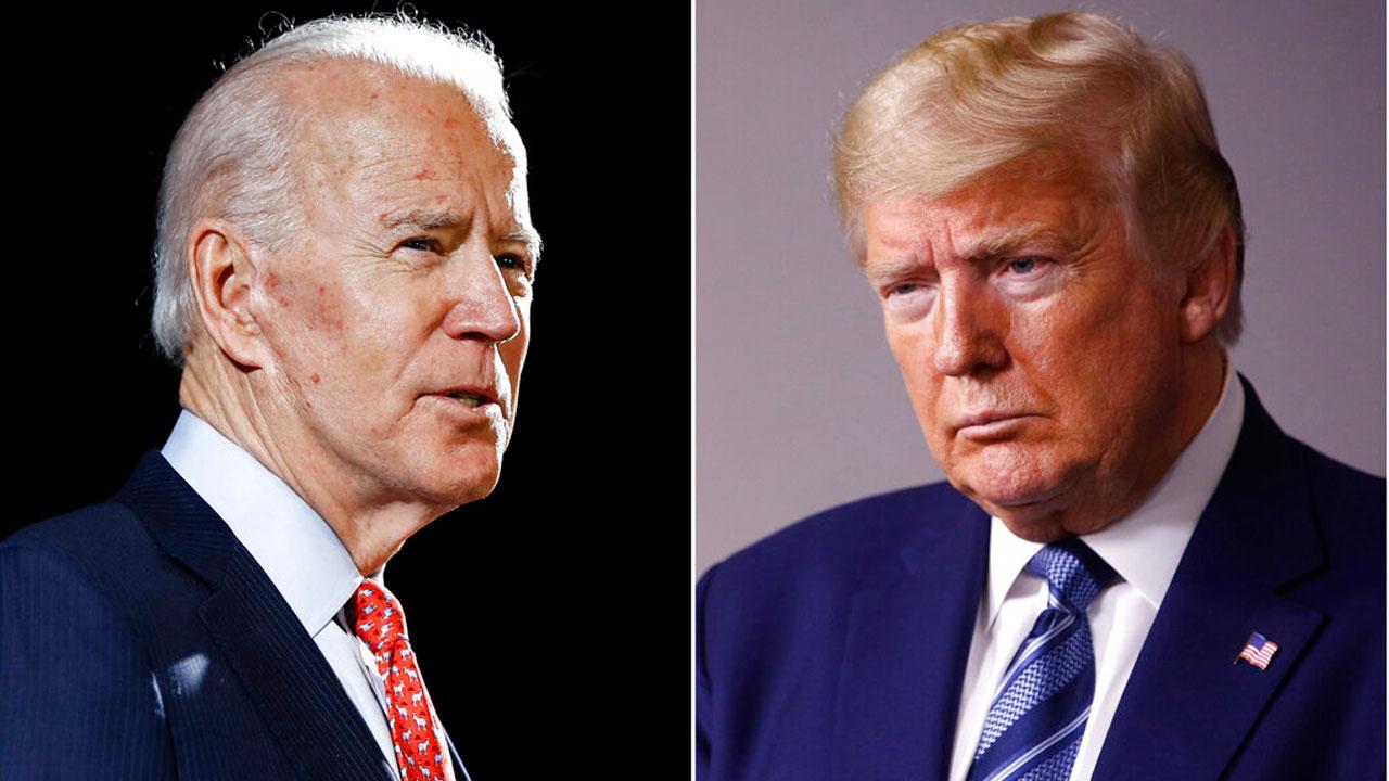 President Trump, Biden To Face Off In First 2020 Presidential Debate