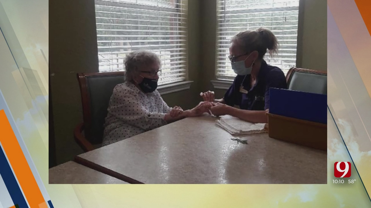 Amazing Oklahoman: Jeannie Endres Goes Above And Beyond For Senior Community