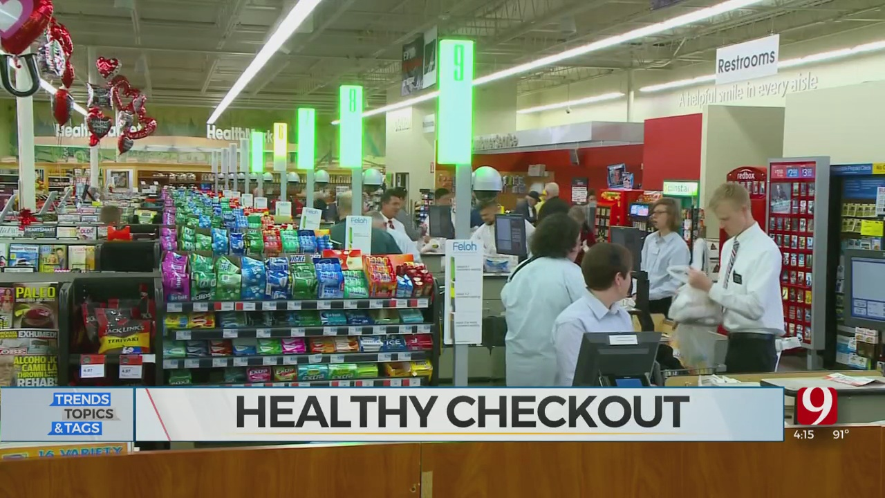 Trends, Topics & Tags: Healthy Checkout
