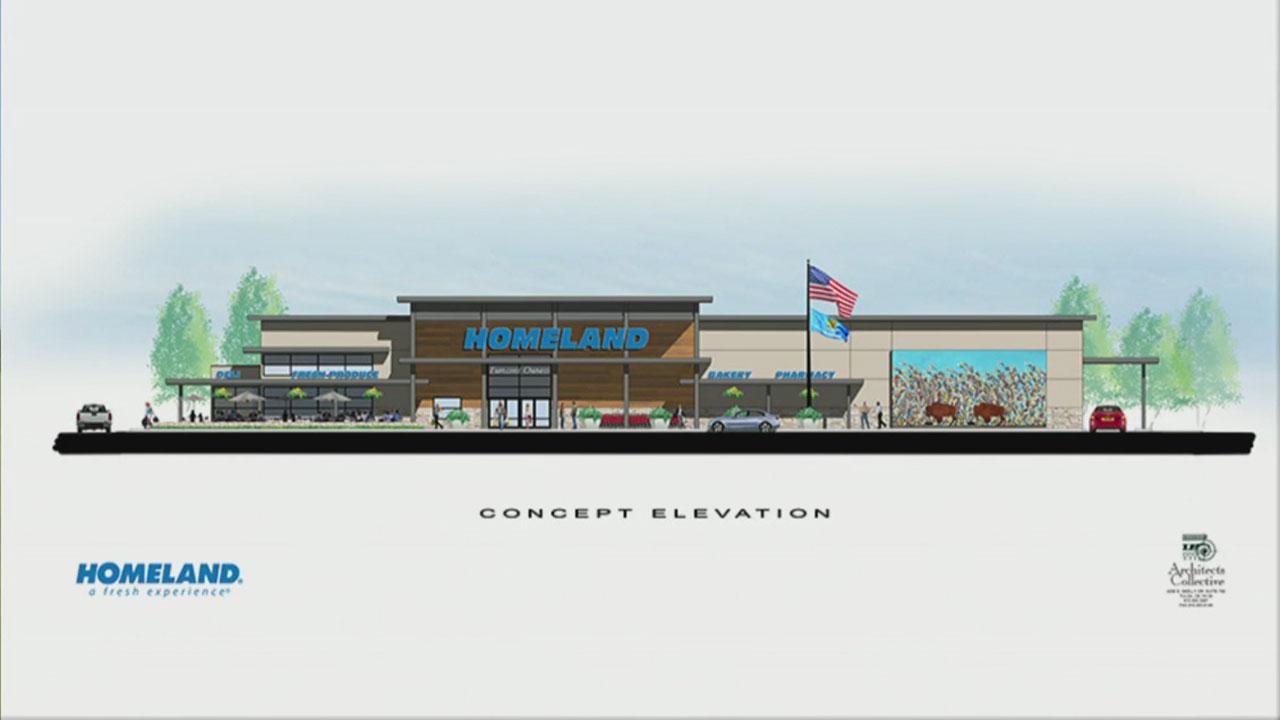 Homeland To Break Ground On New Store In NE OKC