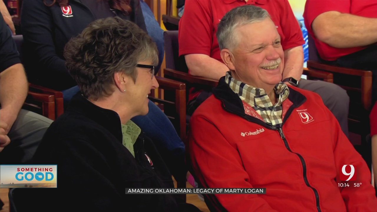 Amazing Oklahoman: Legacy Of Marty Logan