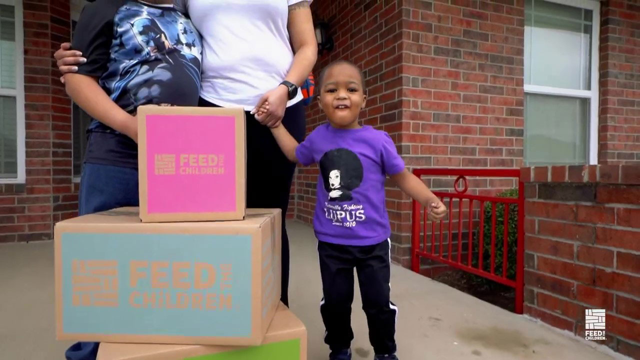 Serving the World from the Heartland:  Feed the Children