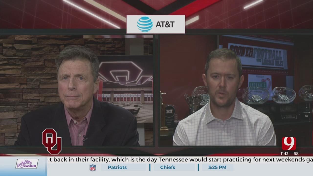 The Guys React To Oklahoma's Loss To Iowa State